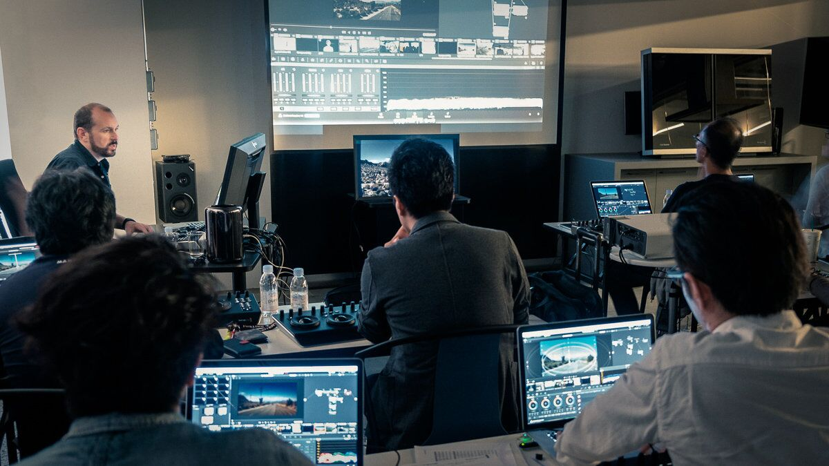 Color Grading Courses DaVinci Resolve